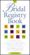 The Bridal Registry Book