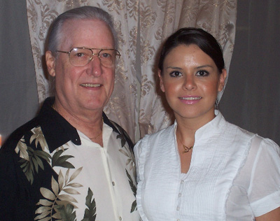Larry James & Marissa Hernandez Ojeda