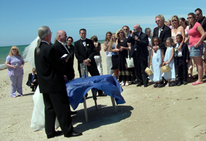 Blending of the Sands Ceremony