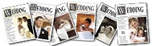 Wedding Chronicle magazines