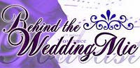 Behind the Wedding Mic logo